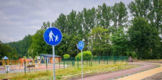 Bulwar Czarnej Przemszy w Sosnowcu - fot. UM Sosnowiec
