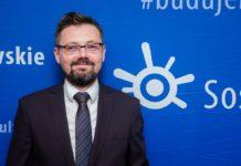 Michał Zastrzeżyński zastępcą prezydenta Sosnowca – fot. Maciej Łydek/UM Sosnowiec