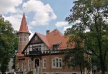 Pałacyk Szymańskiego - fot. Biblioteka Zawiercie