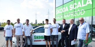 Zagłębie Sosnowiec przedłużyło z firmą L'emir umowę ze sponsorem - fot. zaglebie.eu