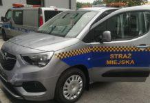 Czeladzka straż miejska otrzymała nowoczesny samochód – fot. UM Czeladź