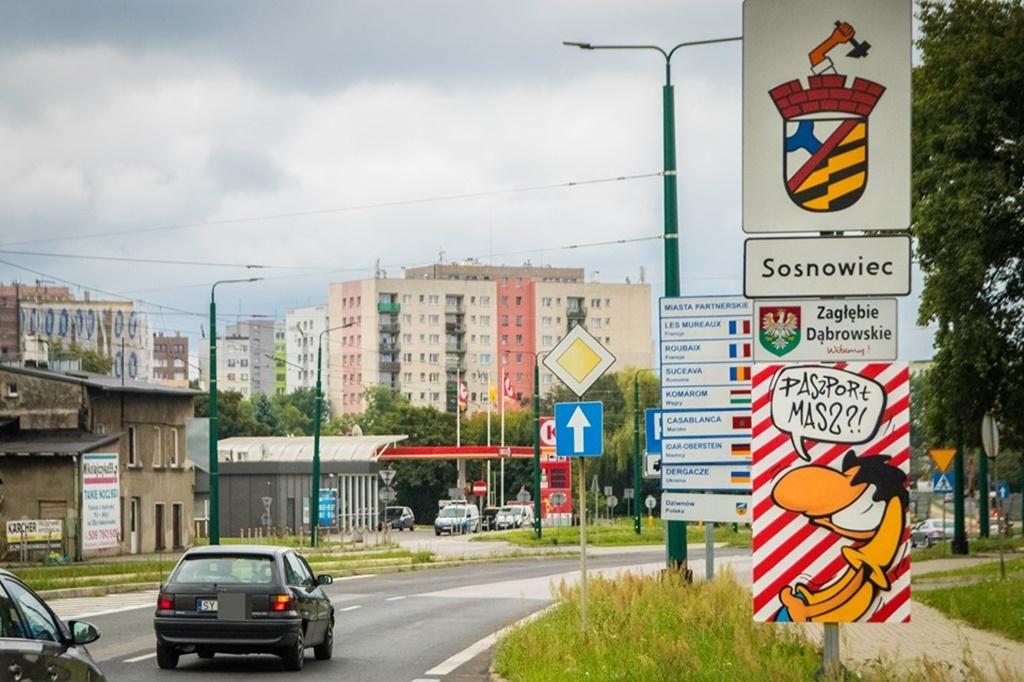 Paszport masz - fot. UM Sosnowiec