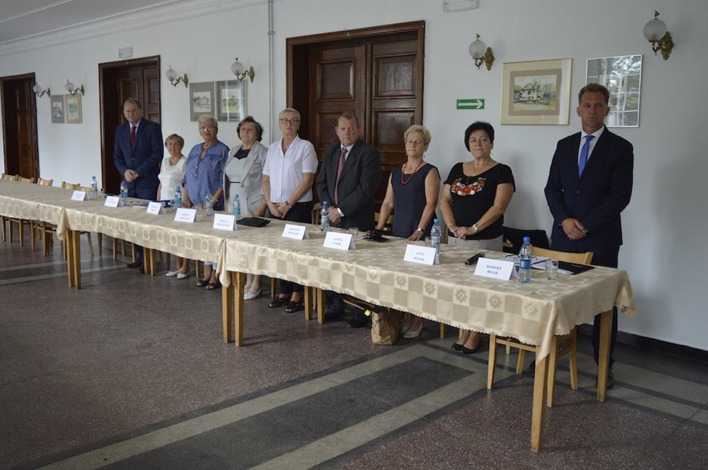 Rada Seniorów w Porębie - fot. UM Poręba