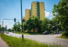 Rusza przebudowa skrzyżowania ulic Ostrogórskiej i Jagiellońskiej – fot. Paweł Leśniak/UM Sosnowiec