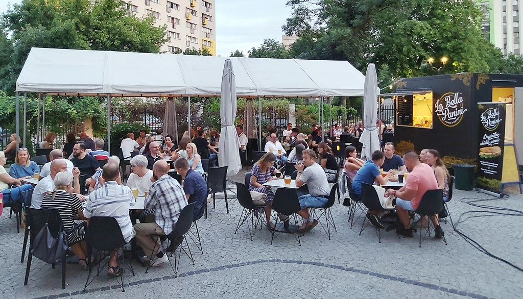 Nano Festiwal Piwa w Cesarskiej – fot. Cesarska Sosnowiec