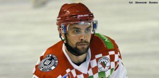 Vyacheslav Tryasunov nowym hokeistą Zagłębia Sosnowiec – fot. Sławomir Bomba