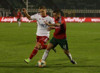 Zagłębie Sosnowiec – ŁKS Łódź 0:3 – fot. Marek Rybicki