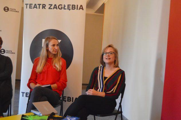 Konferencja prasowa dyrekcji Teatru Zagłębia przed nowym sezonem – fot. MZ