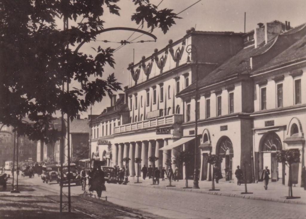 1939 w Sosnowcu - fot. Zamek Sielecki