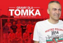 """Turniej charytatywny """"Gramy dla Tomka"""" - fot. mat. pras."""