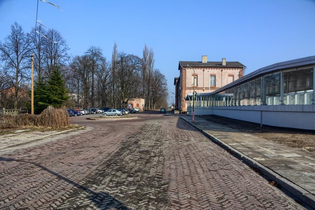 Nowe centrum przesiadkowe w Ząbkowicach - fot. UM Dąbrowa Górnicza