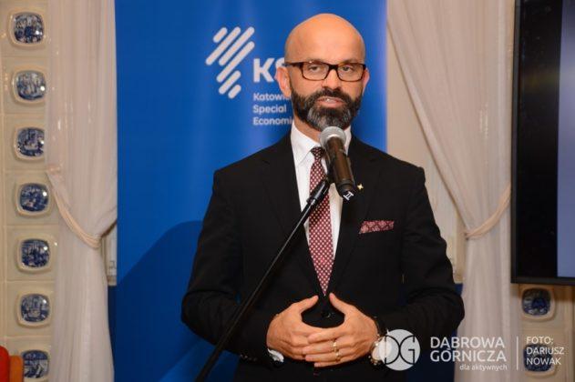Koreańska firma SK Innovation otrzyma rządowy grant - fot. Dariusz Nowak/UM Dąbrowa Górnicza