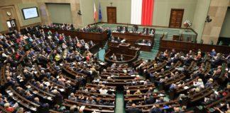 Posiedzenie Sejmu - fot. Rafał Zambrzycki/Kancelaria Sejmu