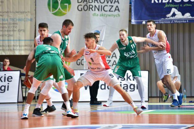 MKS Dąbrowa Górnicza – WKS Śląsk Wrocław 98:94 - fot. Dorota Murska