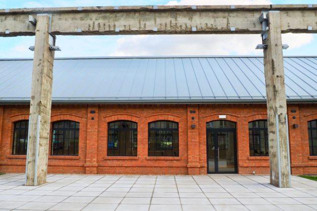 Multimedialne centrum wystawowe gotowe – fot. Fabryka Pełna Życia