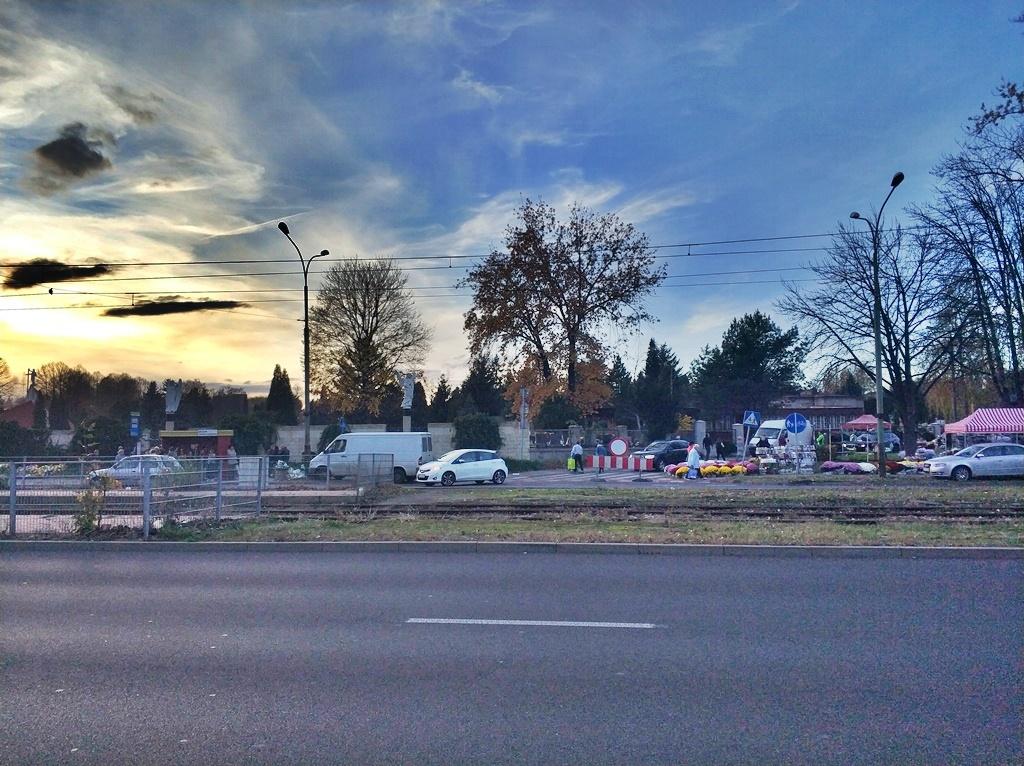 Cmentarze w Zagłębiu - fot. MC