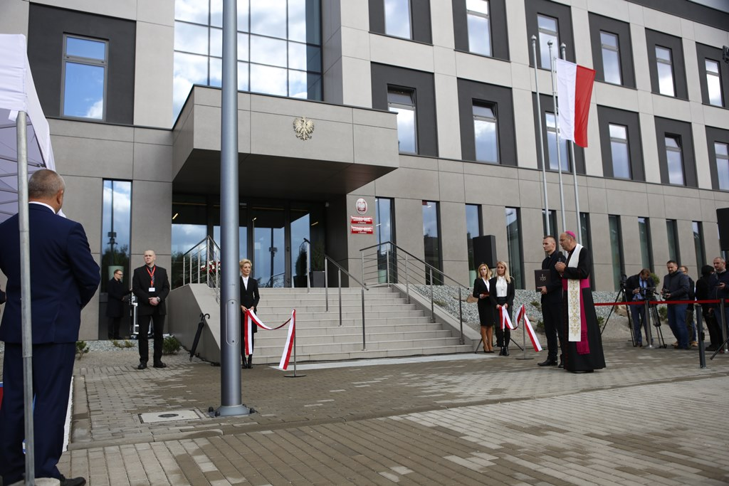 Nowa siedziba sosnowieckich prokuratur - fot. Prokuratura Krajowa