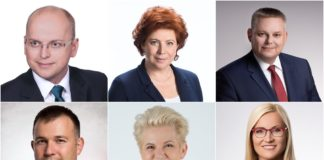 Wybory 2019 do Senatu - fot. Arch. TZ