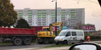 Rozpoczyna się remont ulicy Piłsudskiego - fot. UM Sosnowiec