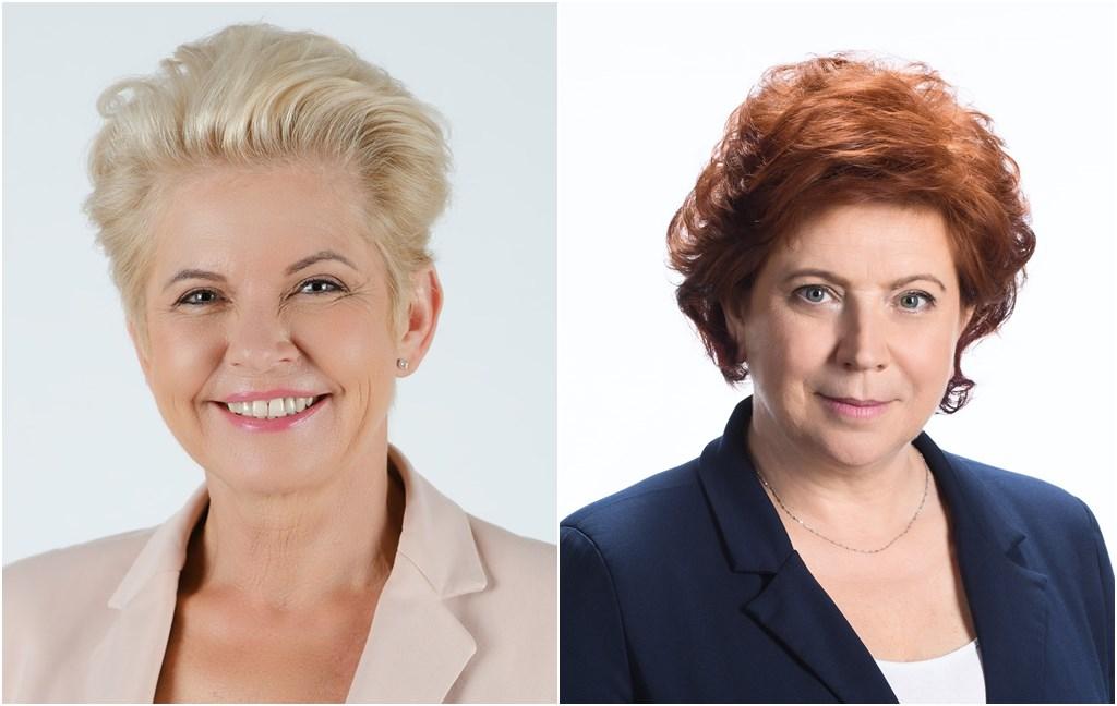 Beata Małecka-Libera i Joanna Sekuła - fot. Arch. TZ
