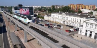 Monorail - fot. mat. pras.