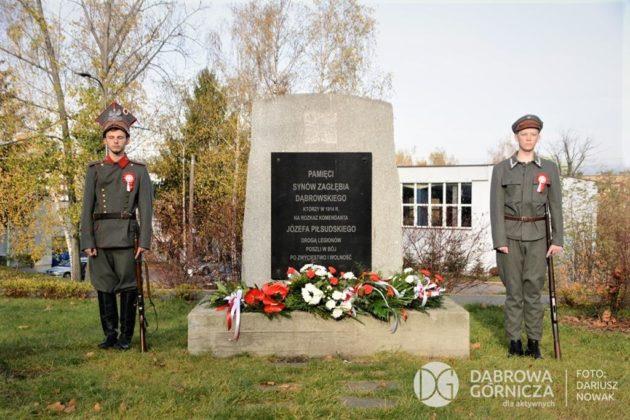 11 listopada w Zagłębiu - fot. Dariusz Nowak