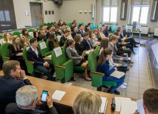 Młodzieżowa Rada Miasta Sosnowca – fot. MRMS