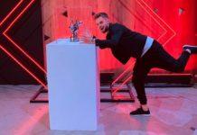 Kasjan Cieśla z Sosnowca w The Voice of Poland - fot. mat. pras.