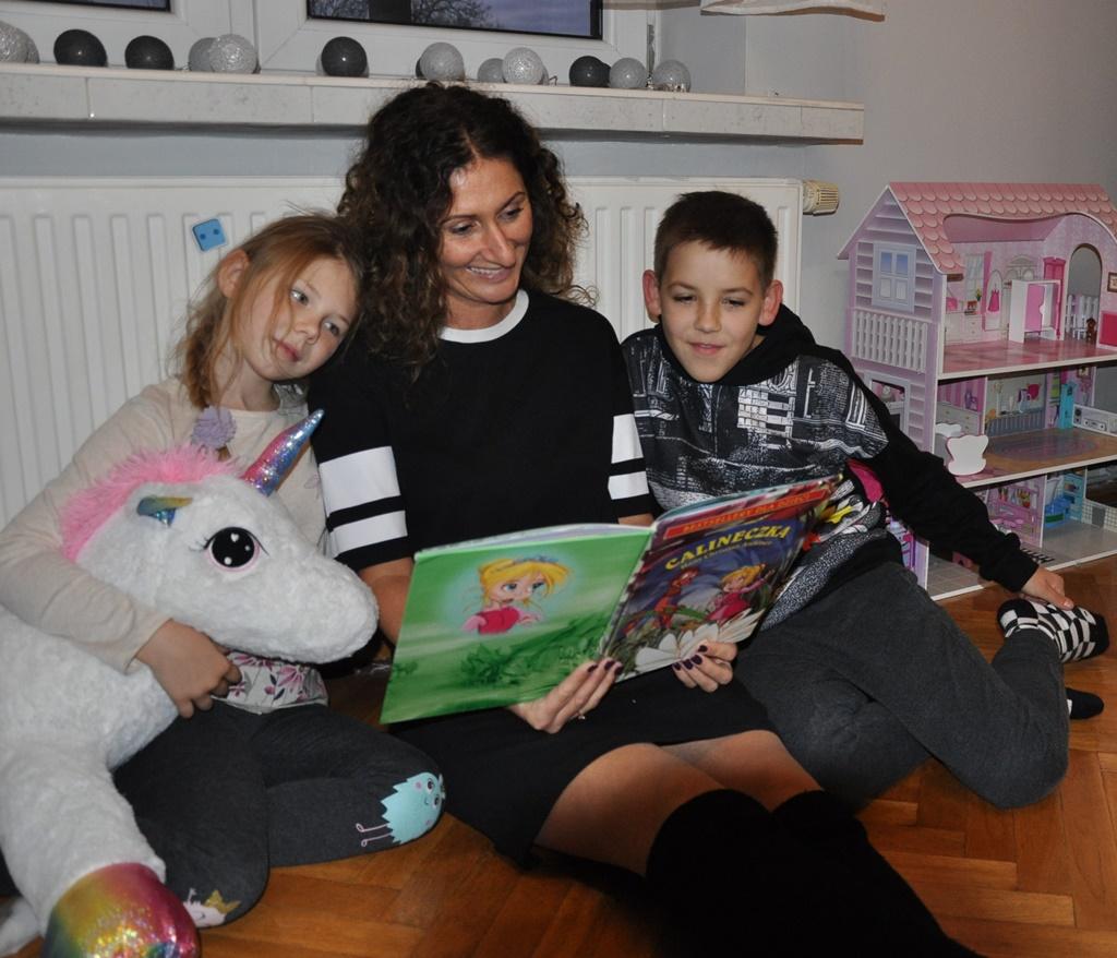 Rodzina zastępcza w Sosnowcu - fot. archiwum prywatne