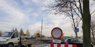Przebudowa skrzyżowania ulic Ostrogórskiej i Jagiellońskiej - fot. MC