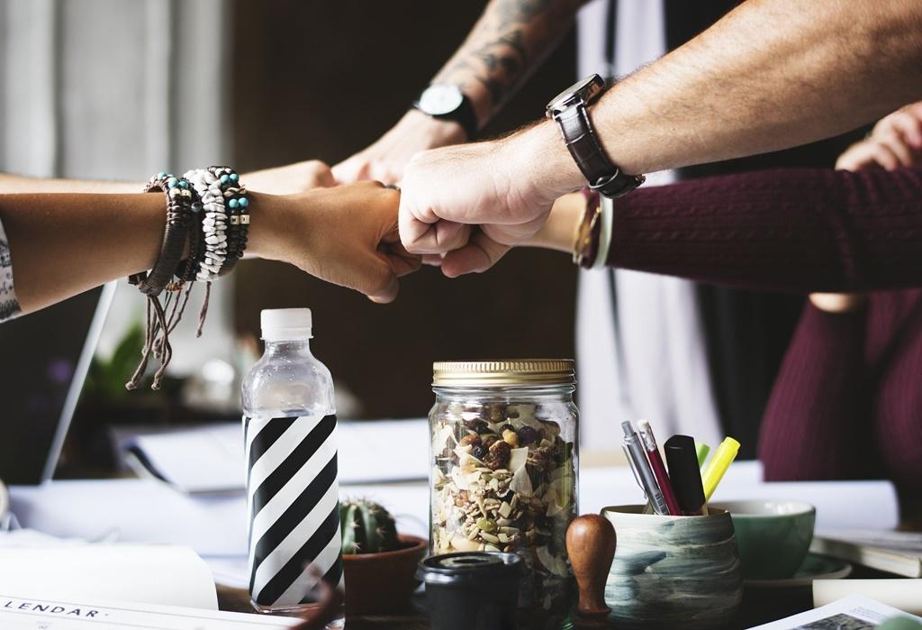 Współpraca - fot. Pixabay