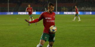 Dawid Ryndak wrócił do treningów – fot. zaglebie.eu