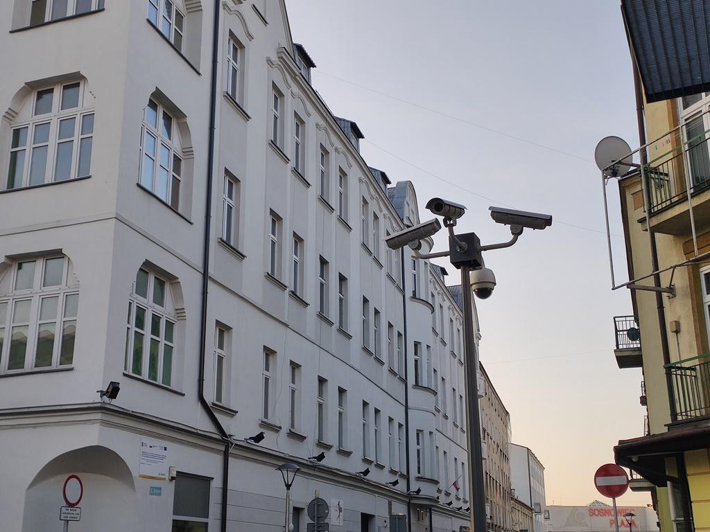 Miejski monitoring Sosnowiec - fot. MC