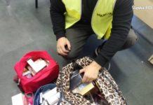 Handlowali na rynku podrabianymi perfumami – fot. Policja Będzin