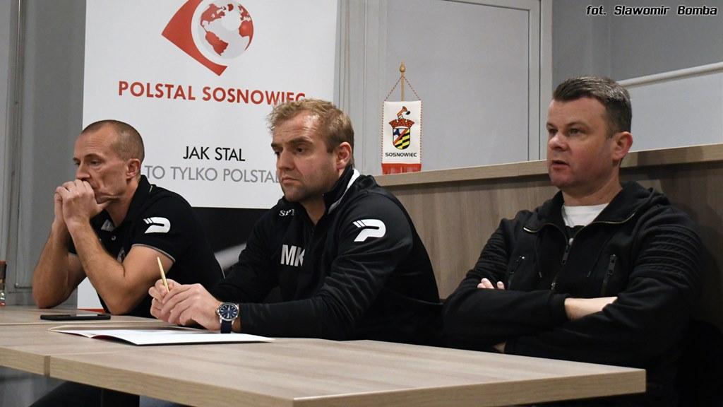 Działacze hokejowego Zagłębia spotkali się z kibicami - fot. Sławomir Bomba