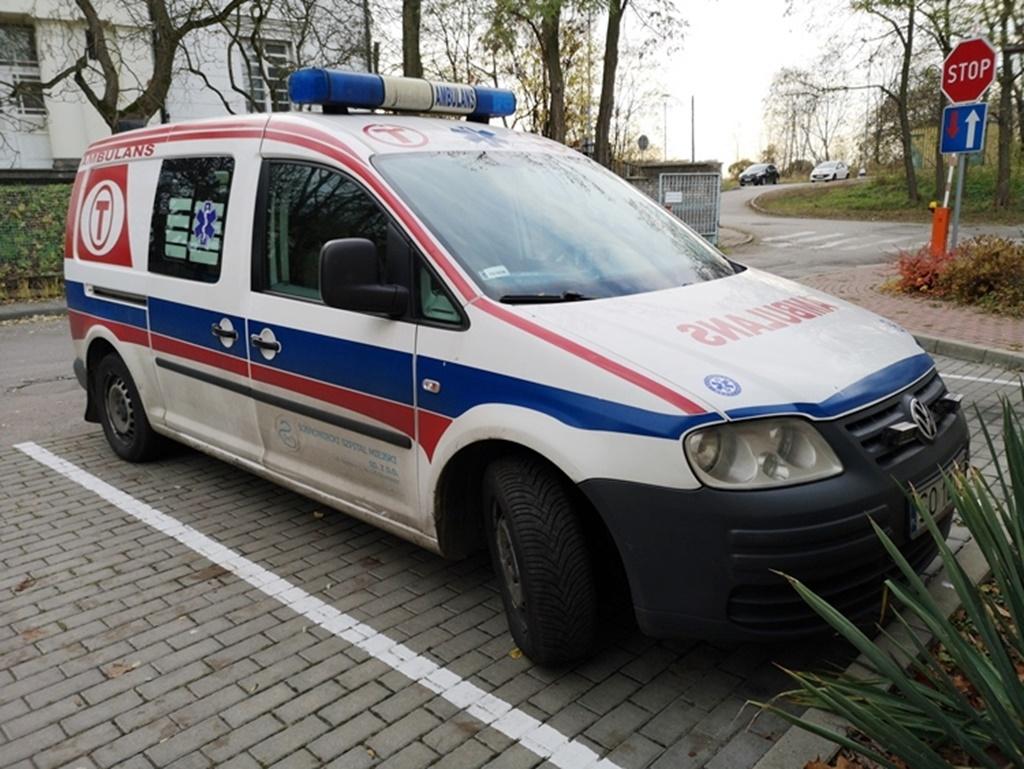 Zbiórka na zakup nowej karetki - fot. mat. pras.