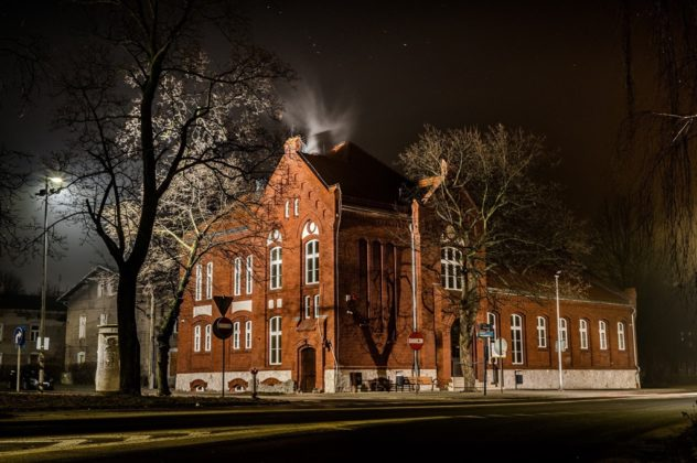 Łaźnia miejska w Zawierciu - fot. Paula Sobota