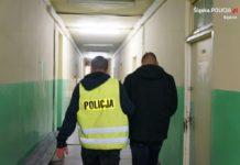 Areszt za śmiertelne pobicie - fot. KPP w Będzinie