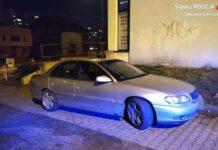 Pijany kierowca – fot. Policja Dąbrowa Górnicza