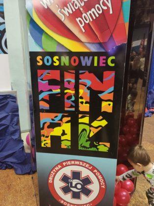 WOŚP 2020 w Sosnowcu - fot. MC
