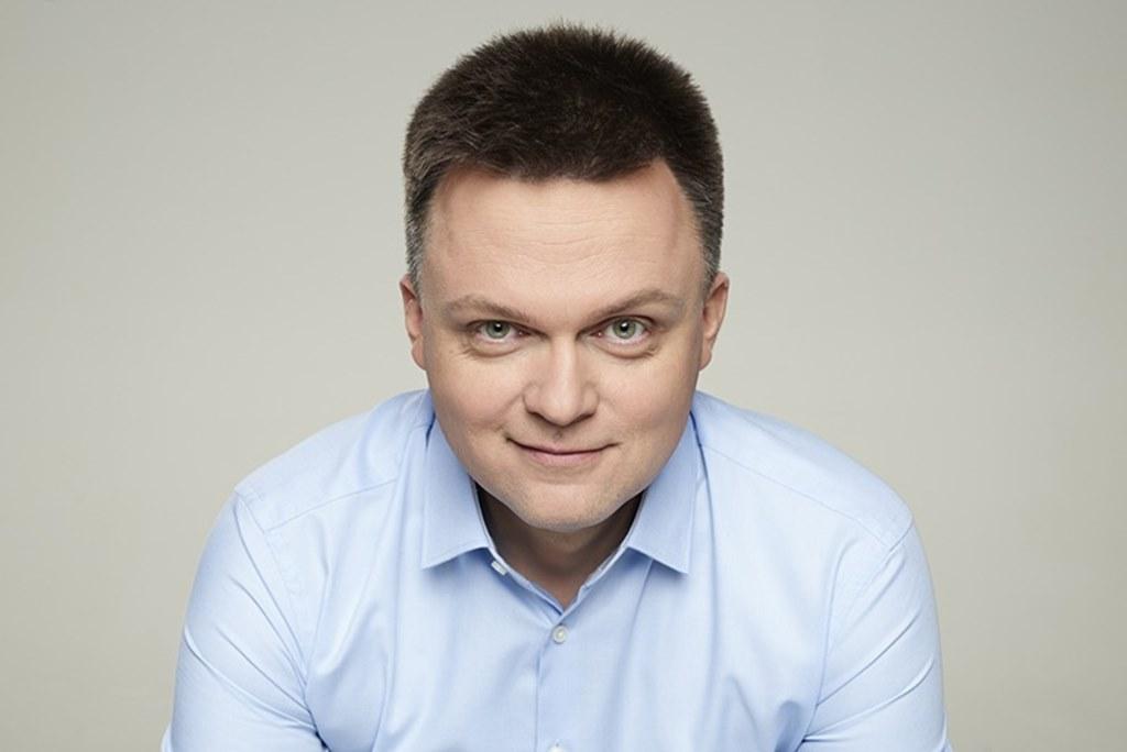 Szymon Hołownia – fot. mat. pras.