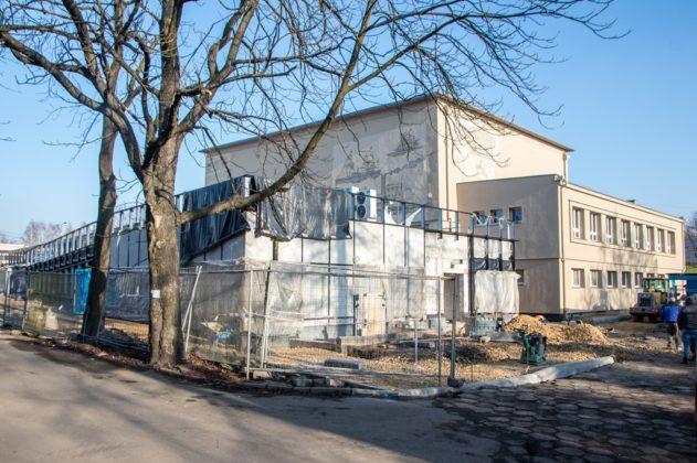 Modernizacja MDK Kazimierz – fot. UM Sosnowiec