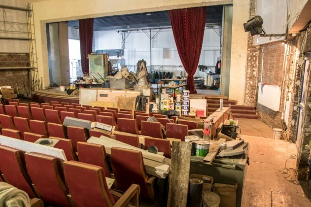Sala widowiskowa w MDK Kazimierz zostanie wyremontowana – fot. UM Sosnowiec