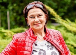 """Mieszkanka Sosnowca wśród uczestników programu """"Sanatorium miłości"""" - fot. Materiały TVP"""