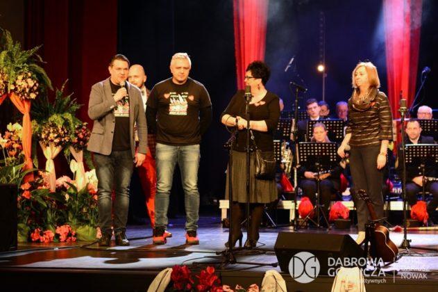 WOŚP 2020 w Dąbrowie Górniczej - fot. Dariusz Nowak