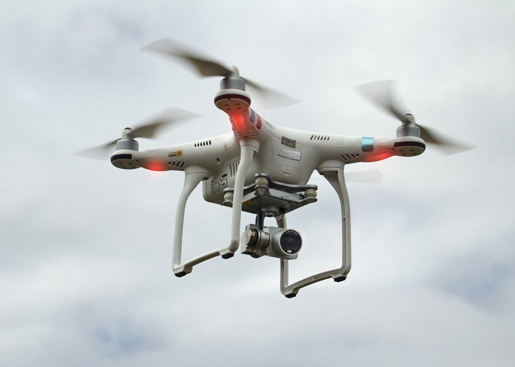 Dron – fot. Pixabay