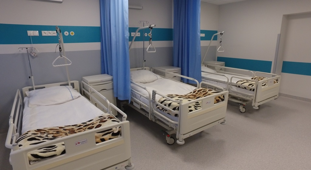 Oddział opieki paliatywnej w Zawierciu - fot. Szpital Powiatowy w Zawierciu