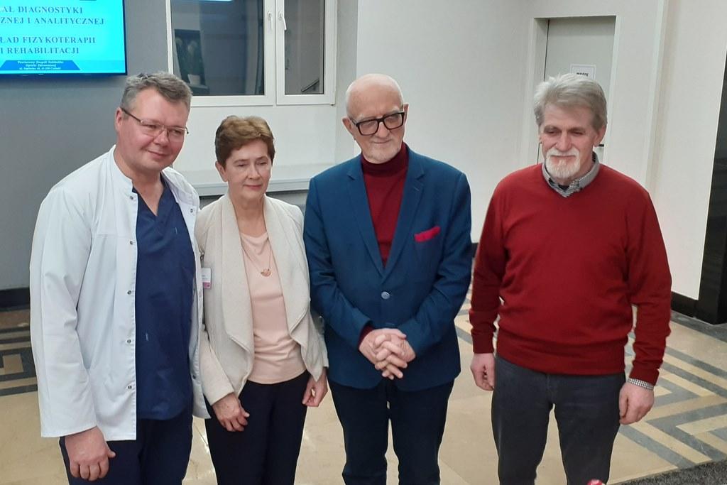 Unikatowa operacja w czeladzkim szpitalu – fot. Szpital w Czeladzi