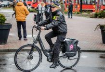 Rowery elektryczne Sosnowiec - fot. UM Sosnowiec