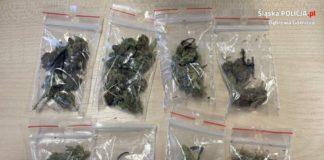 Policjanci przechwycili ponad kilogram amfetaminy – fot. Policja Dąbrowa Górnicza